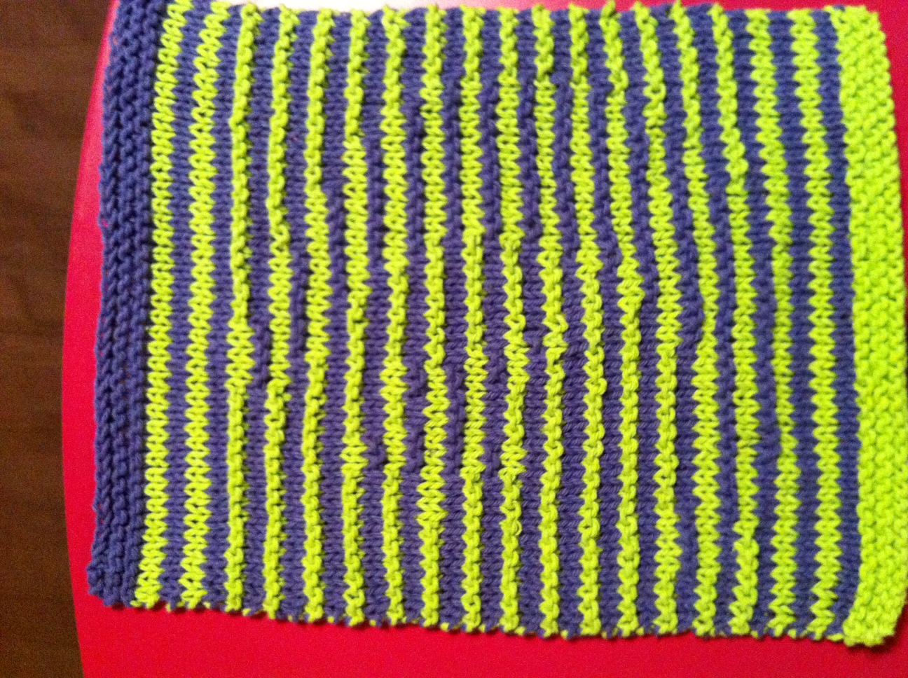 Shadow Knitting Patterns : illusion knitting Yarnage Knitting